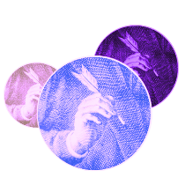 Salamanca logo, pinkish